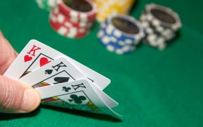Games available in online casinos